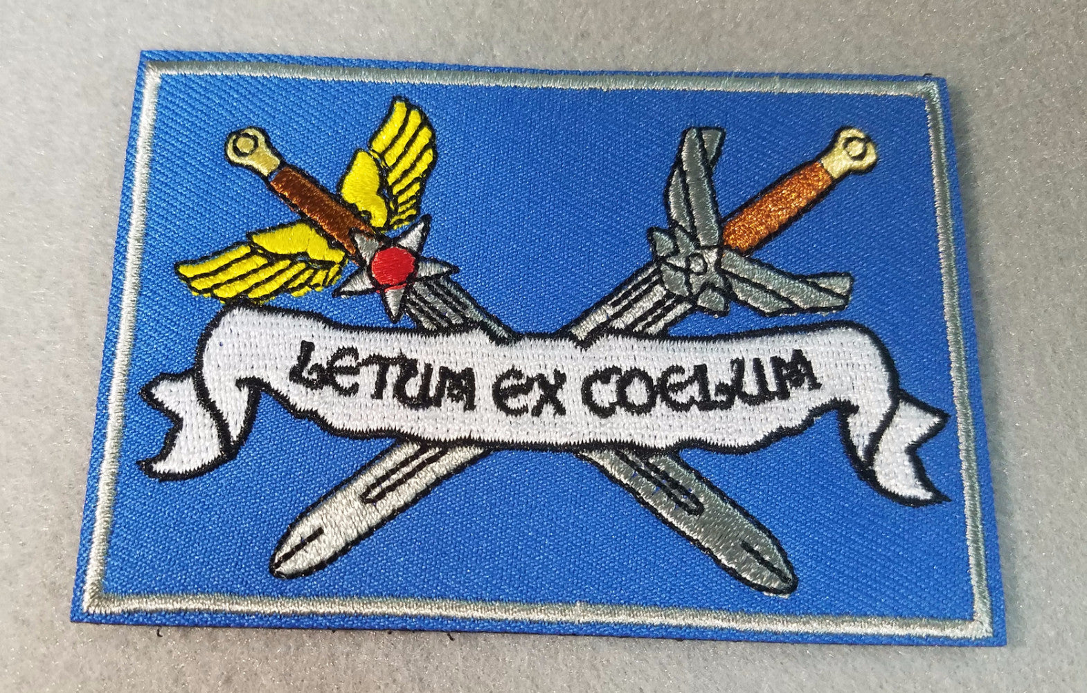 Letum Ex Coelum - Charity Patch - [product_type} - RLH Design Group