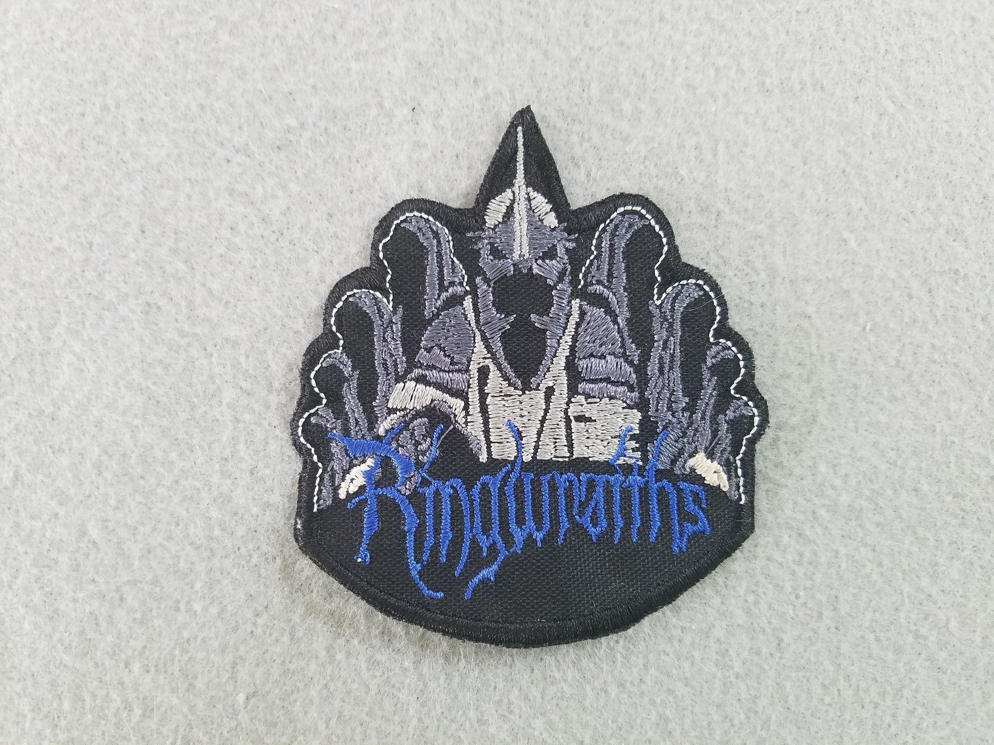 Ringwraiths - Guest Patch - [product_type} - RLH Design Group