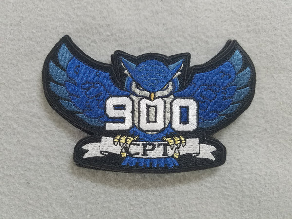 900 CPT Patch - RLH Design Group