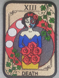 Snow White - Death - Tarot Card - [product_type} - RLH Design Group