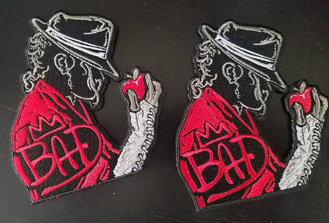 MJ Bad Apple - Charity Patch - [product_type} - RLH Design Group