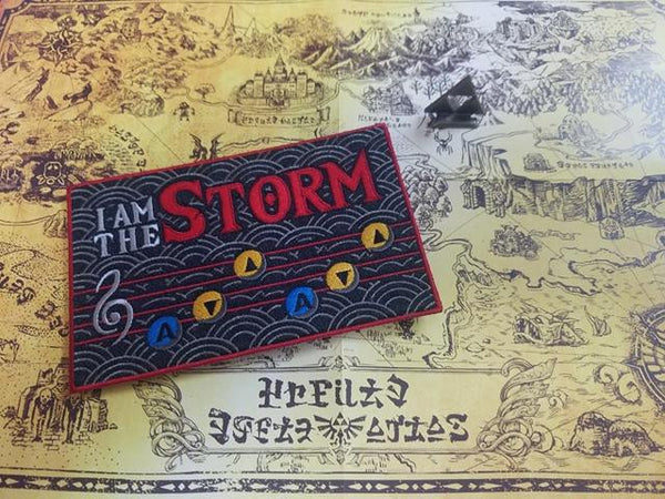 I Am The Storm - [product_type} - RLH Design Group