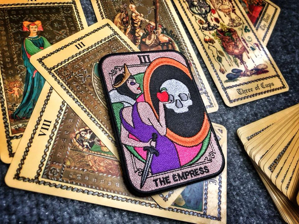 Evil Queen - The Empress - Tarot Card - [product_type} - RLH Design Group