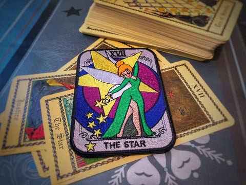 Tinkerbell - The Star - Tarot Card - [product_type} - RLH Design Group