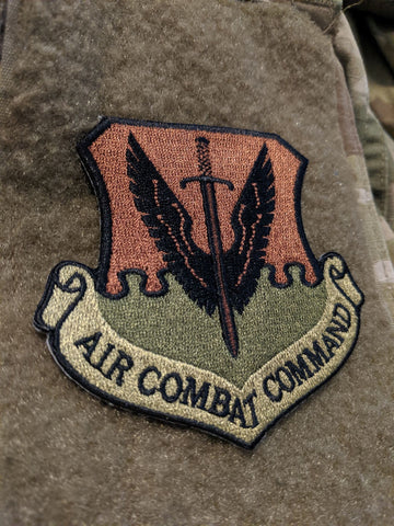 Air Combat Command Patch - OCP - [product_type} - RLH Design Group