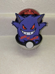 Gengar - Never Go Unnoticed - [product_type} - RLH Design Group