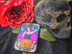 Cinderella - The Chariot - Tarot Card - [product_type} - RLH Design Group
