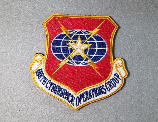 688 COG Patch - RLH Design Group