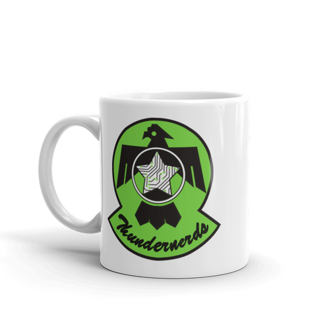USAF ThunderNerd Mug - [product_type} - RLH Design Group