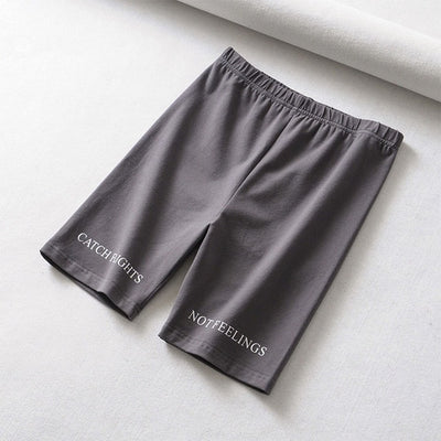 High Waist Legging Shorts