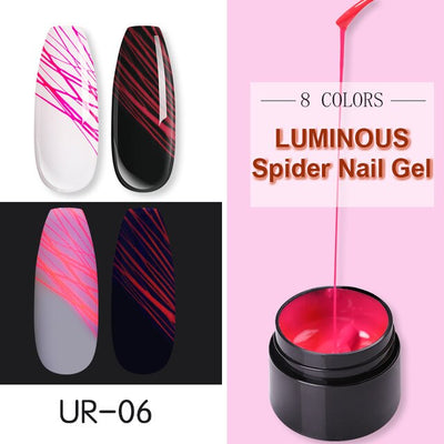 UR SUGAR - Spotlight! Luminous Nail Gel
