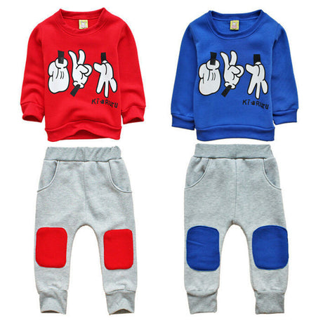 Peace Baby Two Piece - The Kids Line