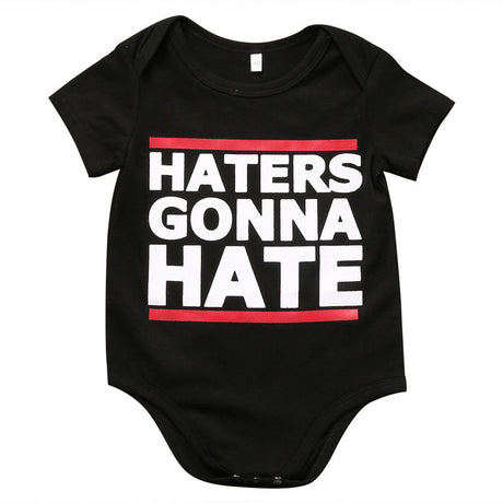 Haters Gonna Hate Onesie - The Kids Line