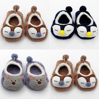 Newborn Slippers - The Kids Line