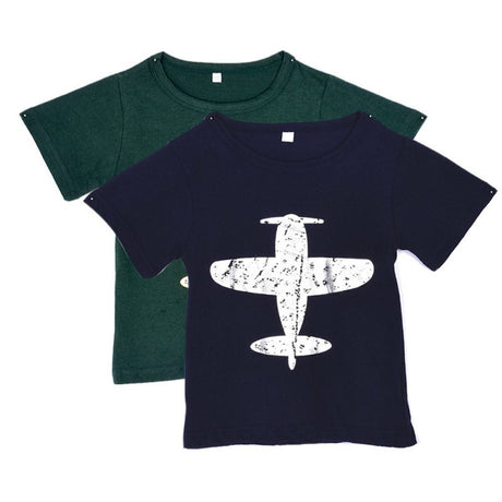 Just a Plane Tees