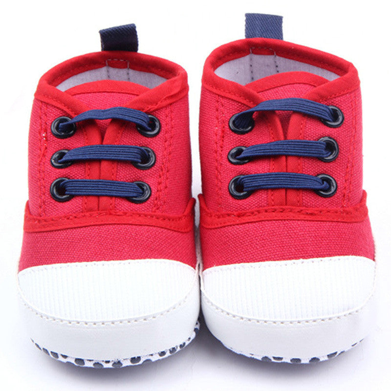 Infant Soft Sole Baby First Walker Shoes