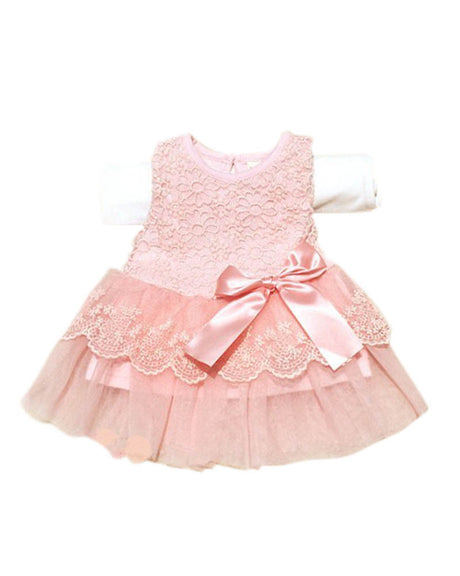 Princess Party Cute Newborn Dress