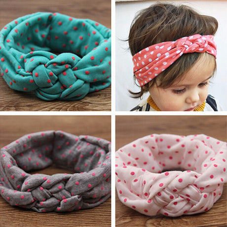 Knot Hair Band Baby Girls Headband