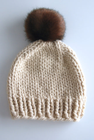 Berlin Hand Knit Hat