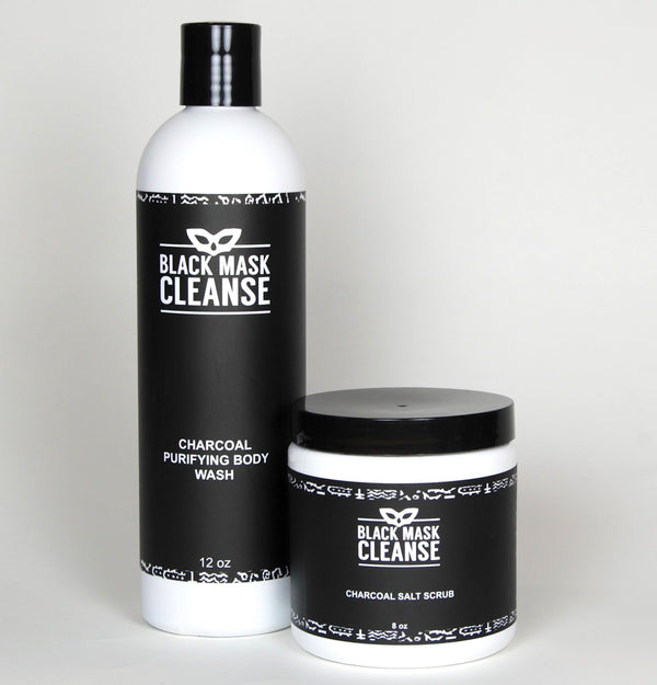 Charcoal Body Cleanse Package