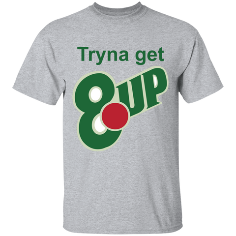 8 up Ultra Cotton T-Shirt