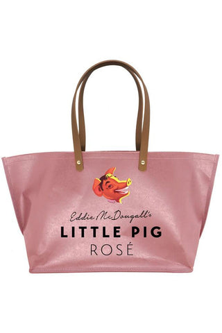 Little Pig Rosé Bag
