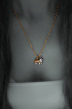 Bronze Corgi Necklace