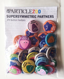 Subatomic Particle Buttons