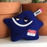 W boson subatomic particle plush toy