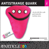 antistrange quark subatomic particle plush toy
