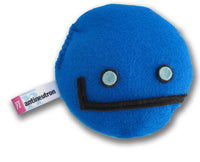 antineutron subatomic particle plush toy