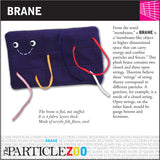 brane string theory plush toy