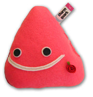 charm quark particle plush toy