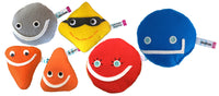 Everyday Matter 6-pack subatomic particle plush toy