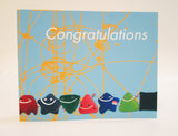 subatomic particle greeting card