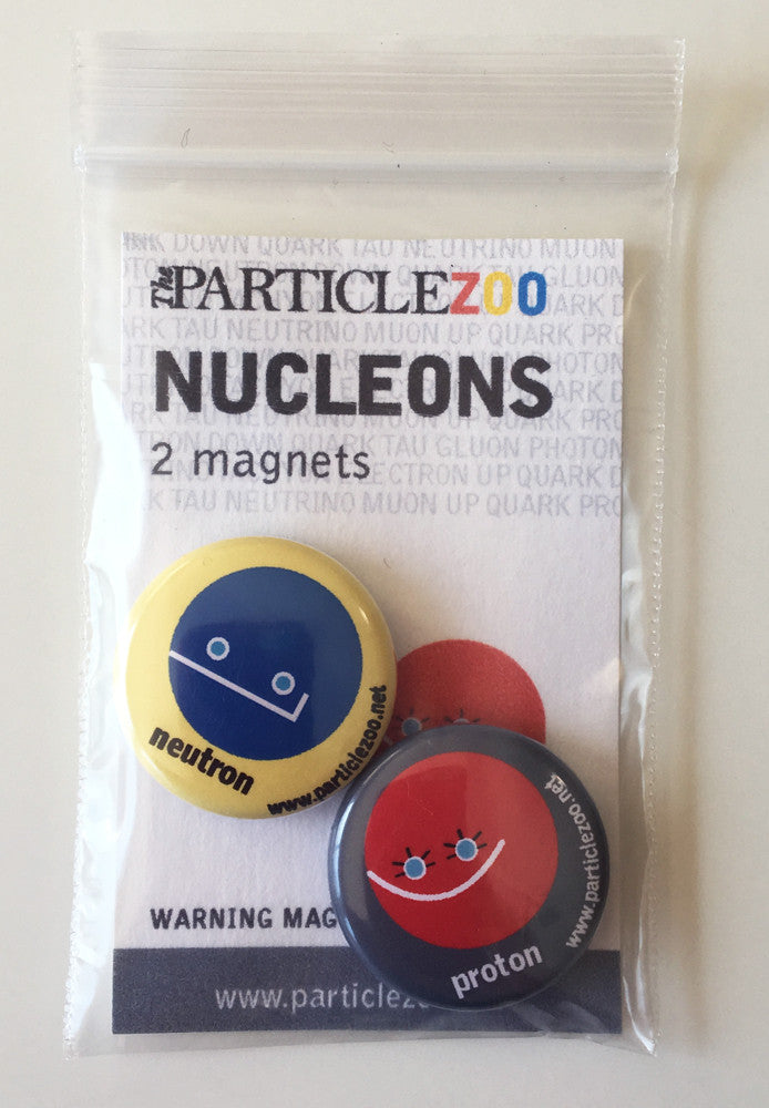 subatomic particle magnet