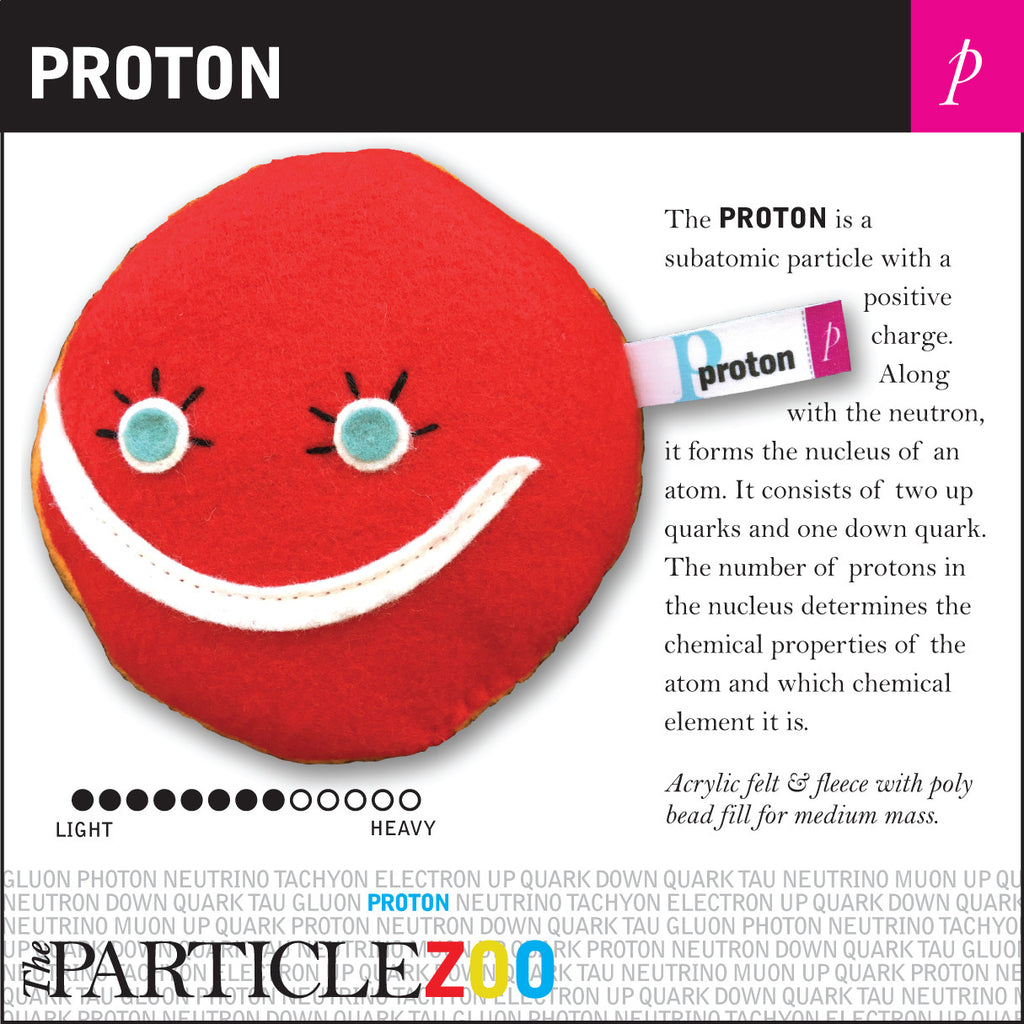 Proton The Particle Zoo
