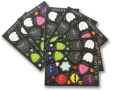 subatomic particle stickers
