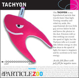 tachyon subatomic partcle plush toy
