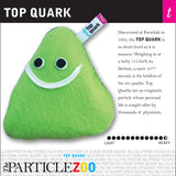 top quark subatomic particle plush toy