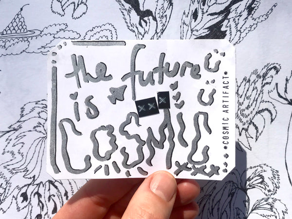 The Future is Cosmic