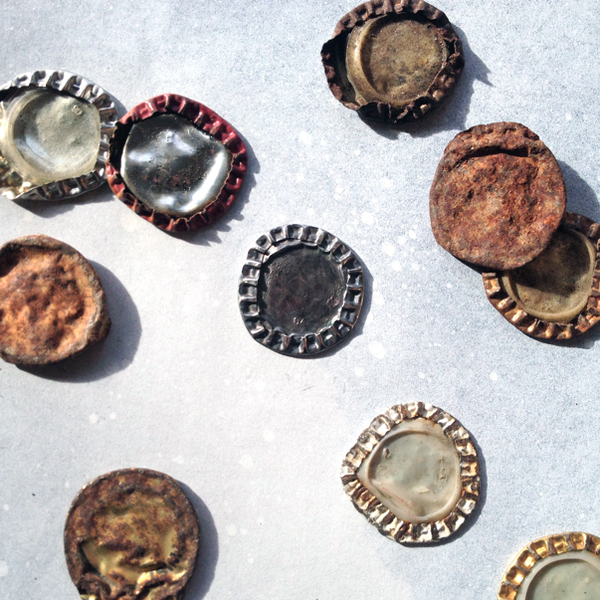 bottlecap ~ pocket charm