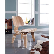 Eames Inspired Molded Plywood LCW Lounge Chair