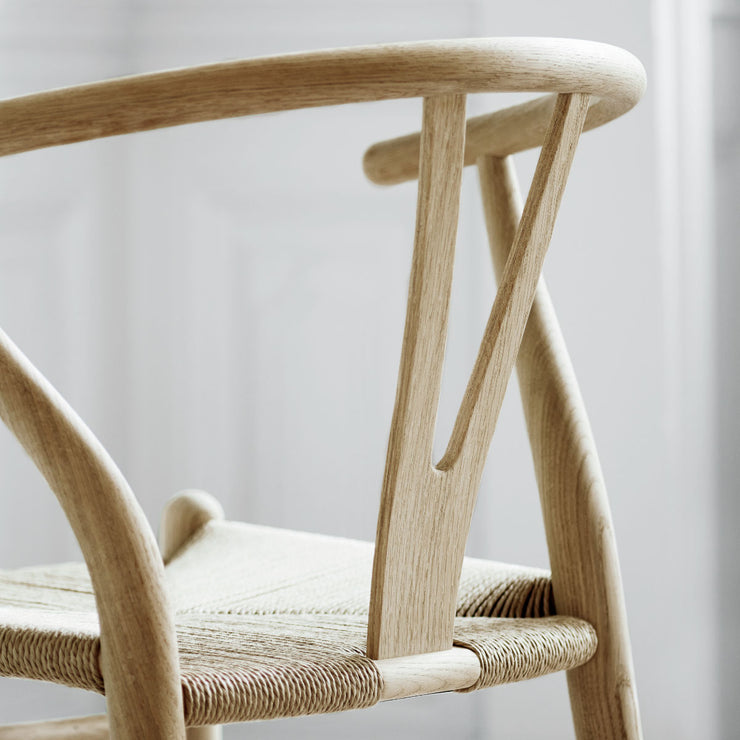 Wishbone Inspired Chair