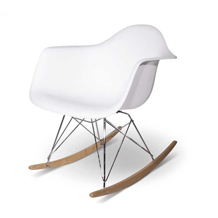 Modern Molded Rocking Chair Rar, inexpensive comfy chairs, decorative chairs, home furniture chairs, inexpensive comfortable chairs
