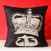 Fornasetti Throw Pillow Covers