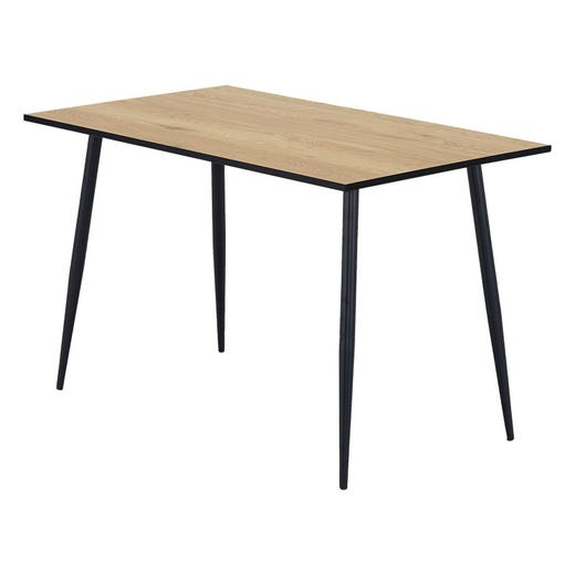 Minimal Rectangle Dining Table