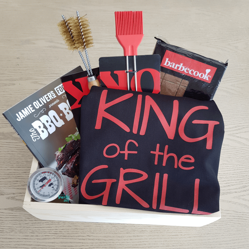 The King of the Grill Bundle-Gifts for Him-The Little Bundle Shop-The Little Bundle Shop
