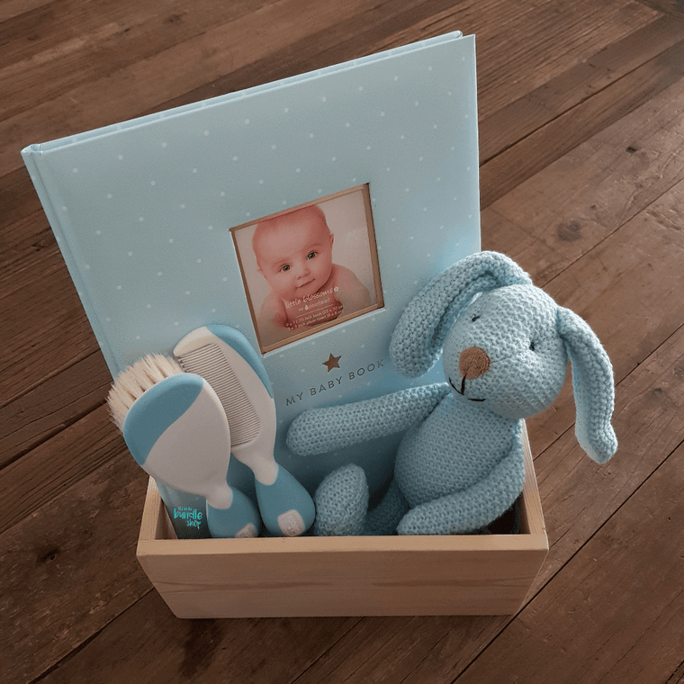 The Baby Boy Milestones Bundle