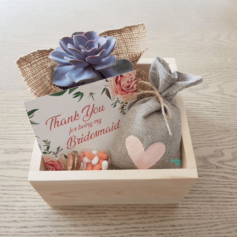 The Bridesmaid's Thank you Bundle